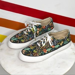 NEW Rifle Paper Co. x Keds floral sneakers